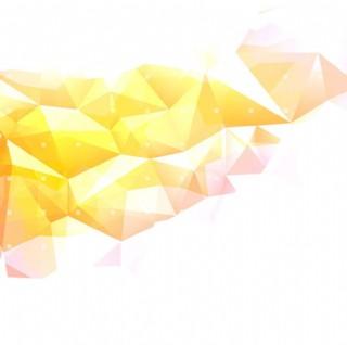 金色幾何拼接圖案圖片