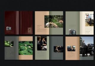 画册模板图片