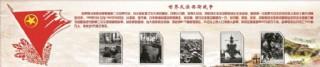 抗日戰爭勝利70周年展板