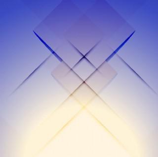 紫色折紙底紋背景圖片