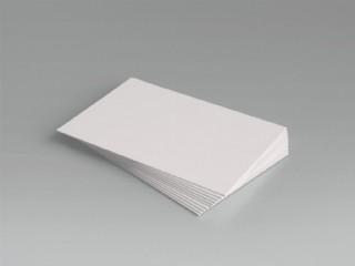 一疊白色名片樣機